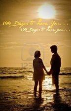 100 days to Love you by VIP3BlackJack