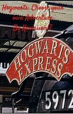 Hogwarts: Choose your own adventure by Kawaiian17