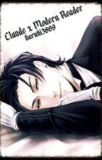 Claude x Modern Reader by haru3889