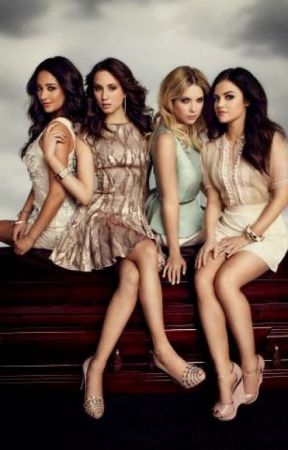 Pretty Little Liars Reunion by BECAUSEWHYNOT14