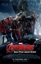 Avengers age of Ultron/Captain Harlock by Fortis-Ferus