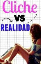 Cliché Vs Realidad by pinkiinitah90