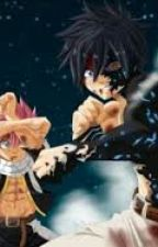 Fairy tail : Winter Flames by Gray_Fire