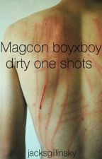 Magcon boyxboy dirty one shots by jacksjolinsky