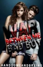 War Between Me and the Bad Boy by HANDSOMEandBRAINS