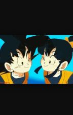 Goku's Daughter (Editing process) by crystal_cx__