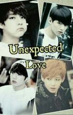 Unexpected Love (VKOOK FANFIC) by AlienGoldmak