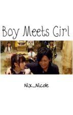 Boy meets Girl by Nix_Nicole