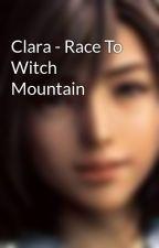 Clara - Race To Witch Mountain by prudencejohanna