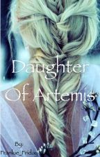 Daughter of Artemis by Frankie_Friday