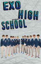 EXO HIGH SCHOOL by taekbaekx