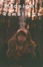 Midnight Ramblings by -Galax1es