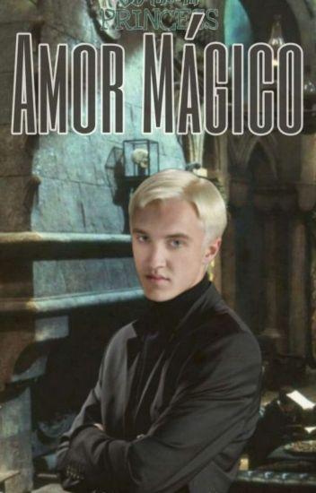Amor Magico (draco malfoy y tu)