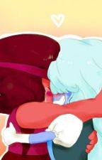 Ruby X Sapphire (Steven Universe Fanfic) by Gentleflipper