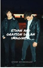 Sex Imagines . Ethan & Grayson Dolan . by jungledolan