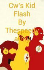 CW'S Kid Flash by thespeedyarmy