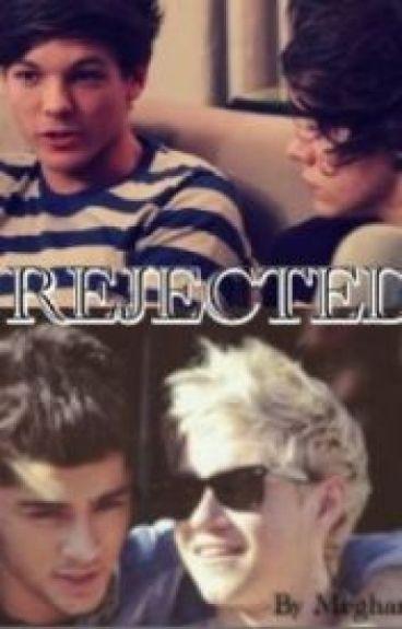 Rejected[book1](Larry Stylinson/Ziall Horlik) /traduzione italiana/