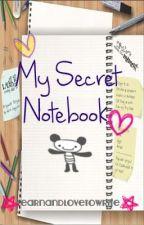 My Secret Notebook (One Shot) by learnandlovetowrite