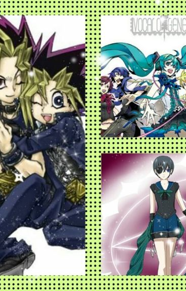 Vocaloid & Anime Oneshots! (Request Closed)
