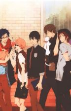 Free! Iwatobi Swim Club One Shots [Various x Reader] by ChinitaPlease