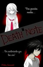Death Note |Alternative History| /LxOC/ by -Crossover_Queen-
