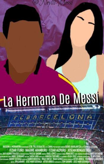 La hermana de Messi {Editando}
