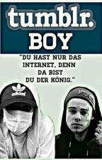 Tumblr Boy - Tardy FF by Ardyshoe
