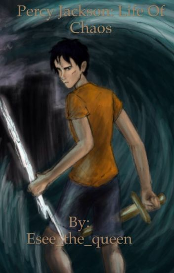 Percy Jackson: Life Of Chaos DISCONTINUED