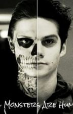 ALL MONSTERS... ARE HUMAN. (STEREK) by BaDGiRlSwEeTGiRl