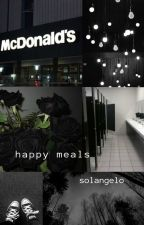 Happy Meals (Solangelo Highschool AU) by mincabbage