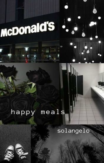 Happy Meals (Solangelo Highschool AU)