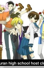 Ouran High School Host club x Reader Oneshots by littleblondi