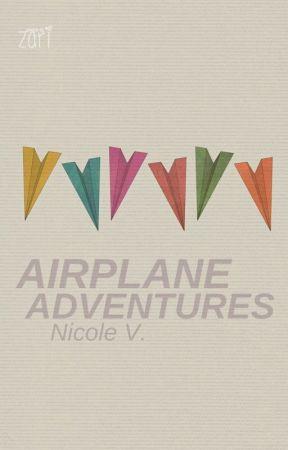 airplane adventures || muke by otrazourry