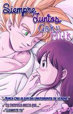 FanFic de Goku y Milk ¿Siempre Juntos? by JuliBriefs