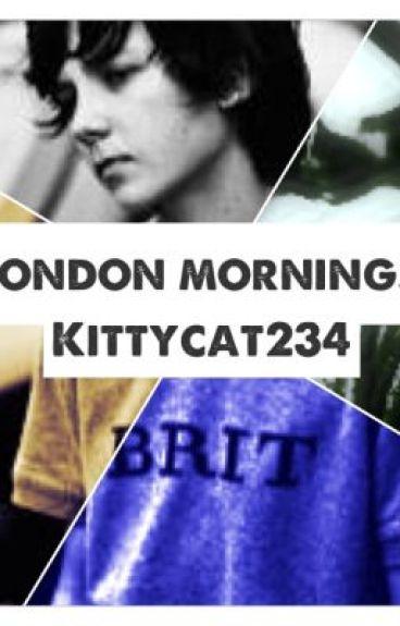 London Mornings (Asa Butterfield Fan Fiction)