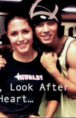 Leo, Look After My Heart... (A Leo Howard LOVE story)
