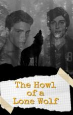 The howl of a lone Wolf © by Sofi_hipstergirl