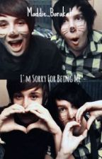 I'm Sorry For Being Me (Phan/KickTheStickz) Book One- COMPLETE by Kili_Deadpool