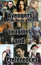 Avengers, Loki & Bucky Imagines and Preferences by TheNeverEndingDrums