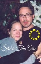 She's The One (A Team Downey Fan Fiction) #Wattys2015 by sophie689