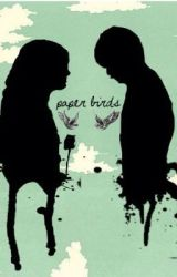 Paper Birds by xdontleaveme