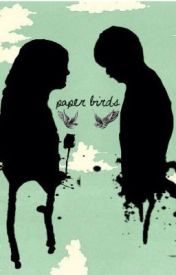 Paper Birds by xdontleaveme