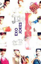 EXO Jokes Vol.1+2 (Myanmar  language) by exolvenus