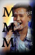 Ms.Sungit Meets Mr.Yabang (A Juan Karlos Labajo FanFiction) by DexterMongcal