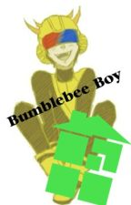 Bumblebee Boy [Mitunaxhuman!reader] by UndeadGhuleh