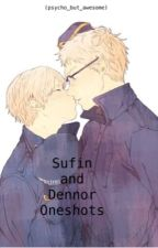 Sufin/Dennor one shots by Norgayyy
