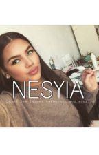 Quand les larmes estompent mon sourire -Nesyia by bails_bresom