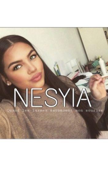 Quand les larmes estompent mon sourire -Nesyia