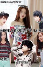 The Spoiled Brat's Lover by xXCherryCheskaXx