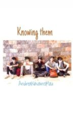 """ Conociéndolos (knowing them)"" CD9 y tu by alasftbry"